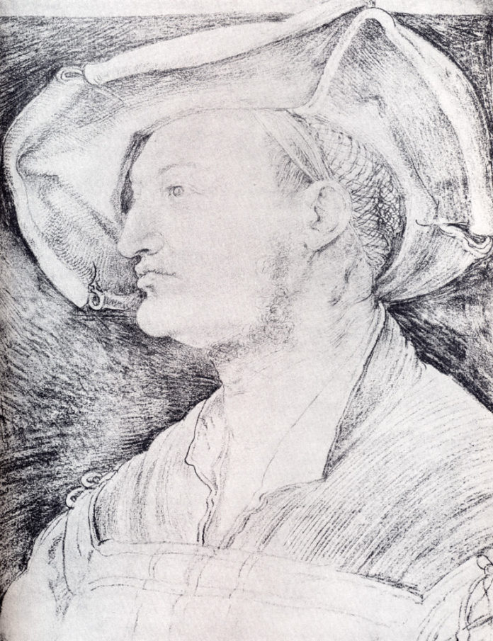 乌尔里希·瓦恩布勒肖像