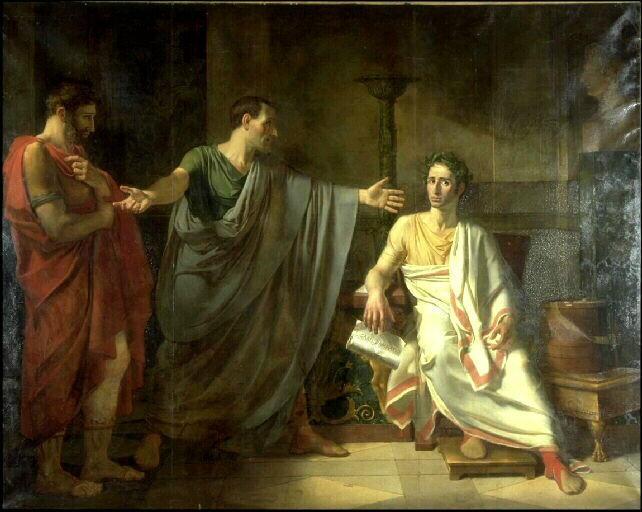 凯撒的仁慈_Caesar's clemency-亚伯·德·普约尔