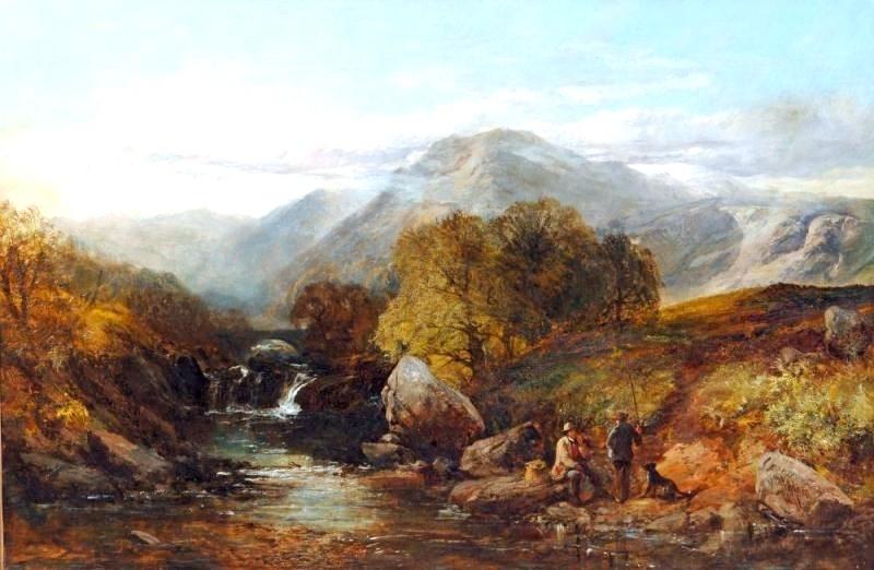 苏格兰飞蝇钓_Fly Fishing Scotland-约瑟夫·亚当