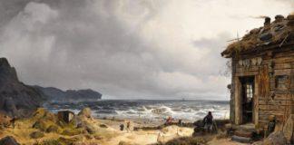 北欧沿海景观