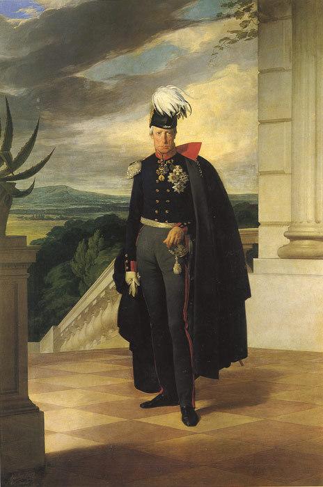 凯泽·弗朗茨一世_Kaizer Franz I-弗里德里希·冯·阿莫林