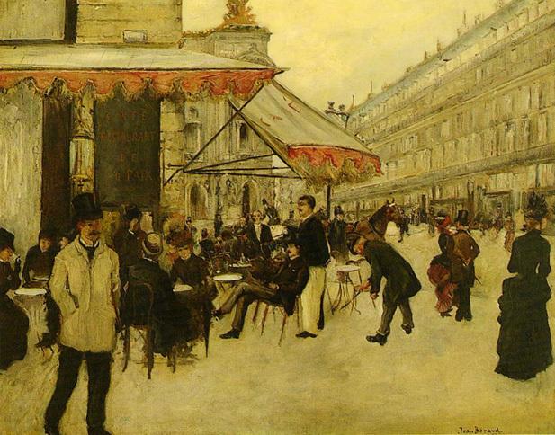 和平咖啡馆_Café de la Paix-让·乔治斯·贝劳德