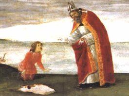 圣奥古斯丁的幻象