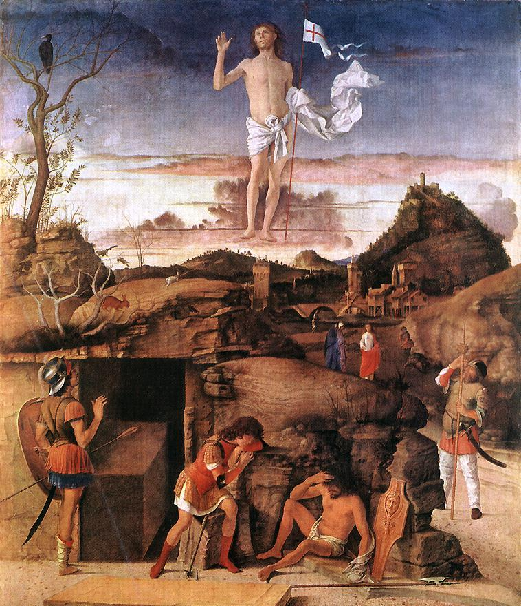 基督的复活_Resurrection of Christ-乔凡尼·贝里尼