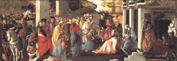对东方三博士的崇拜_Adoration of the Magi-桑德罗·波提切利