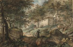景观_Landscape-约翰·乔治·冯·迪利斯