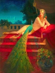 克利奥帕特拉_Cleopatra-爱德华·梅森·爱格斯顿