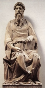 福音传道者圣约翰_Saint John the Evangelist-多纳泰罗