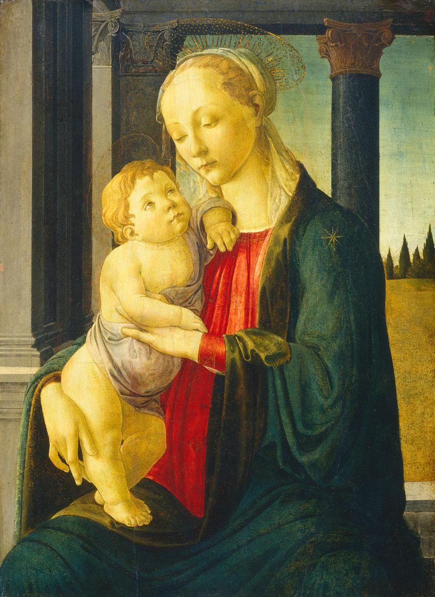 圣母、圣婴