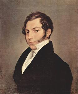 孔蒂·尼尼的肖像_Portrait of Conte Ninni-弗朗切斯科·保罗·海耶兹