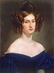 路易莎·道格拉斯·斯科蒂·达达伯爵夫人_Contessa Luigia Douglas Scotti d'Adda-弗朗切斯科·保罗·海耶兹