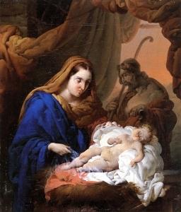 神圣的家庭_Holy Family-弗朗切斯科·保罗·海耶兹