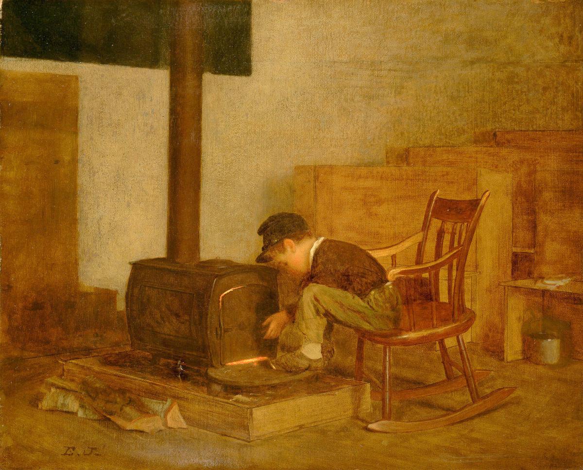 初学者_The Early Scholar-伊士曼·约翰逊