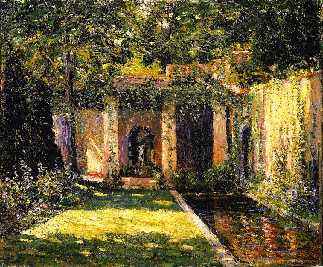 花园伞_The Garden Umbrella-欧内斯特·劳森