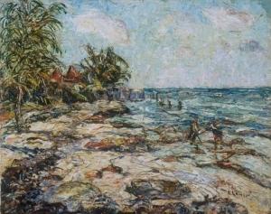 基韦斯特,佛罗里达州_Key West, Florida-欧内斯特·劳森