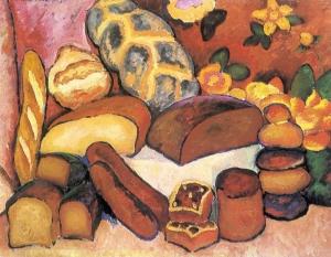 面包_Loaves of Bread-伊利亚·马什科夫