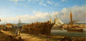 布里斯托尔浮动港口_Bristol Floating Harbour-埃德蒙·约翰·尼曼