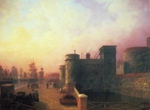 叛徒之门,伦敦塔_Traitor's Gate, Tower of London-亨利·佩特