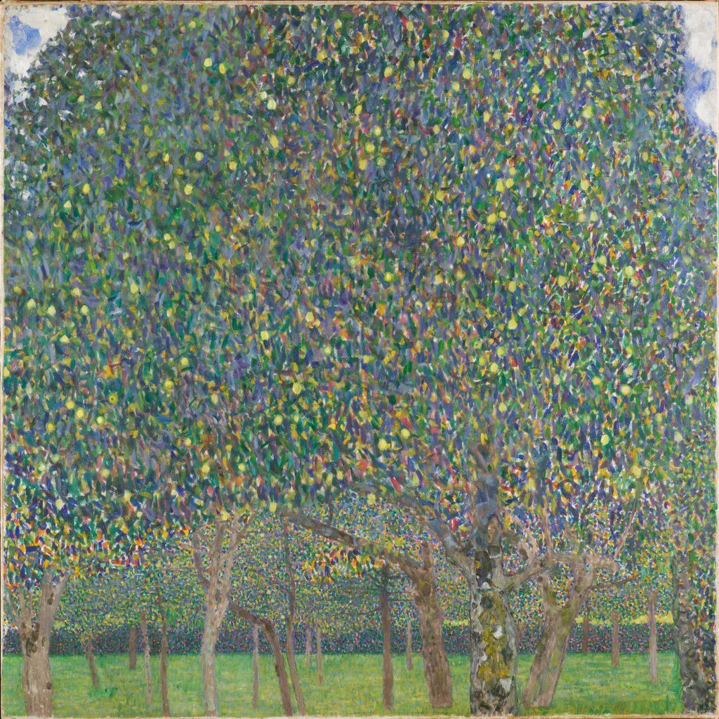 《梨树》-古斯塔夫·克里姆特