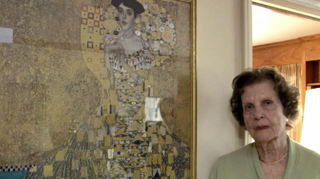 玛丽亚·阿尔特曼(Maria Altman)与《金装女郎》