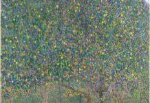 古斯塔夫·克里姆特对树木的热爱